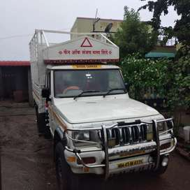 Mahindra Bolero Pik-Up 2012 Diesel Good Condition