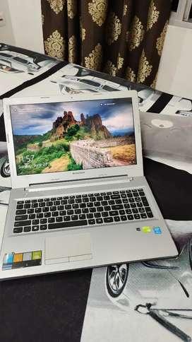 Lenovo Laptop with 4gb Graphics.