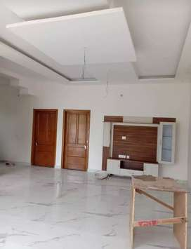 2 room set, attached bathroom, kitchen, lobby, Pooja room, store