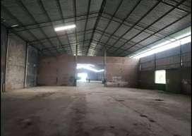 Disewakan gudang siap pakai parangjoro Sukoharjo 1.3 ha