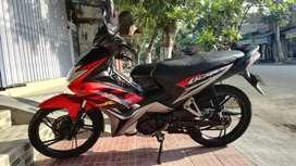 Dijual Motor Honda Blade 2009. Pajak panjang sampai 2024