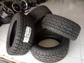 BAN TOYO OPEN COUNTRY AT2 UKURAN 285/50 R20 ON PANTHER RANGER PAJERO