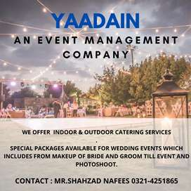Yaadain, An event management company