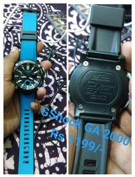 Gshock GA2000 Watch