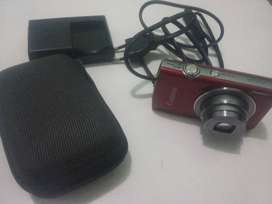 Kamera Pocket Canon IXUS 145 RED (WAJIB NEGO)