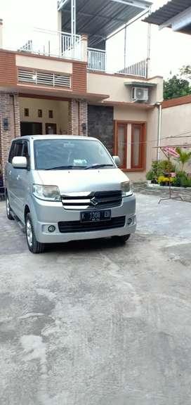 Suzuki Apv GX 2011 kinclong