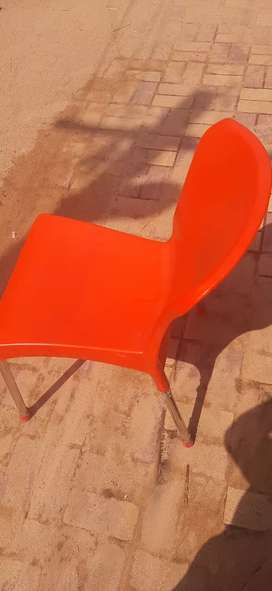 Cello plastic restaurant chairs good condition