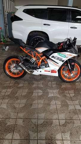 MOTOR KTM RC FOR SALE MURAH! JUAL CEPAT BU