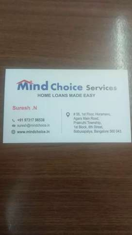 Home Loan / Mortgage / Business Loan