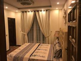 1 bed Fully Furnished Appartment for rent in bahria town lahore