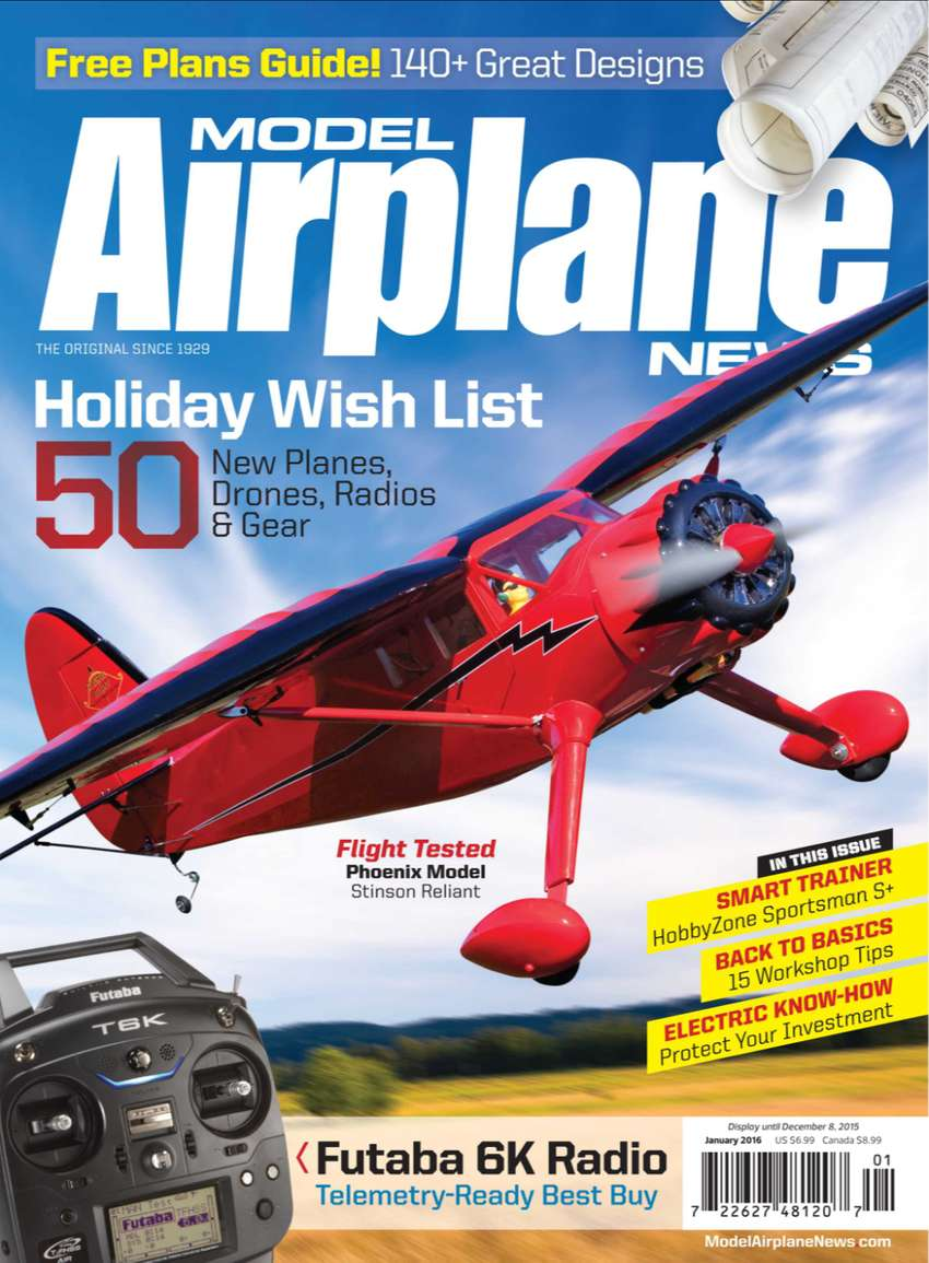 Model Airplane News 0