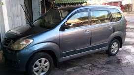 Avanza 2011 type G