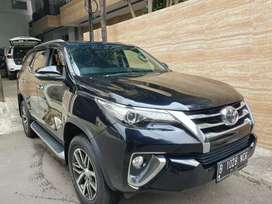Toyota Fortuner Vrz at 2017