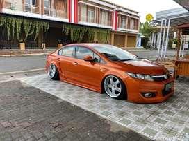 Honda civic FB full modifikasi