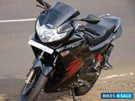 Karizma zmr panther black colours