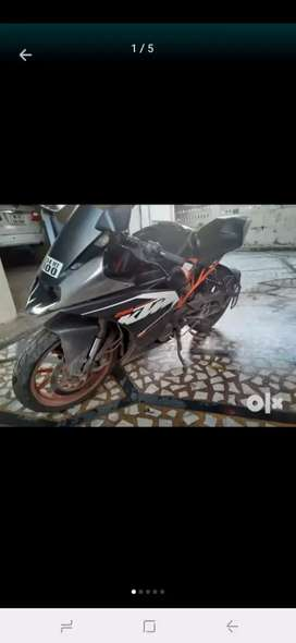 KTM RC 200 WELL MAINTAINED