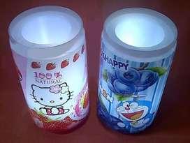 Lampu Doraemon Hellokitty