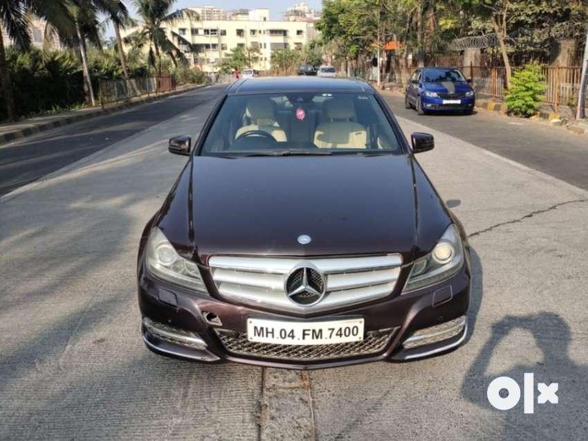 Mercedes-Benz New C-Class C 250 CDI Avantgarde, 2012, Diesel 0