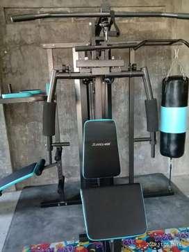 Over body Gym 3 sisi leg press