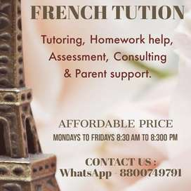 French Home Tutor | French | Personal French Language Tutor