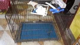 Brand new unused dog cage