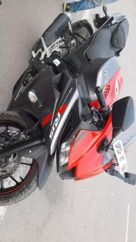 R15  without any sctrech