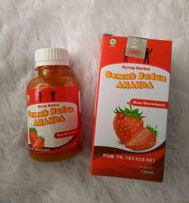 Syrup Penambah Nafsu Makan Anak
