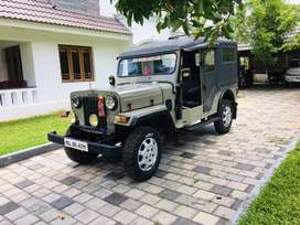 Mahindra Jeep 1992 Diesel Good Condition