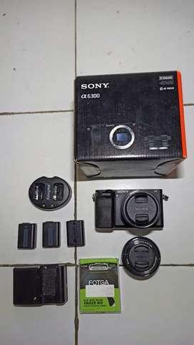 Sony A6300 fullset ++