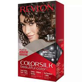 Revlon hair color colour silk
