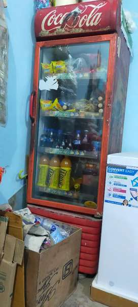 Fridge..sell coldrink