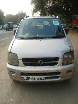 Maruti Suzuki Wagon R LXI, 2005, CNG & Hybrids
