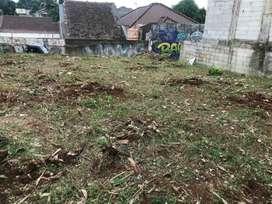 Disewakan MURAH tanah kosong ukuran 250 M2 (bisa masuk Mobil)