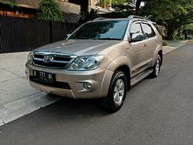 Fortuner G 2.7 2005 Automatic