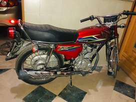 Honda 125 Excellent condition like new