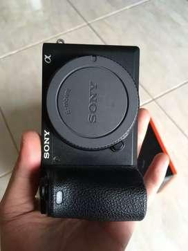 Sony a6500 + Lensa sony G 18-105mm