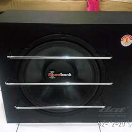 Subwoofer dat cs12