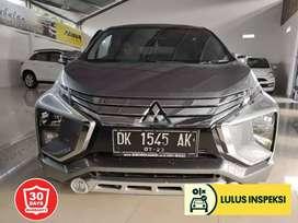 [Lulus Inspeksi] Xpander Ultimate AT 2018 Silver Asli Bali Low Km