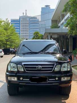 Toyota land cruiser cygnus 2005 automatic