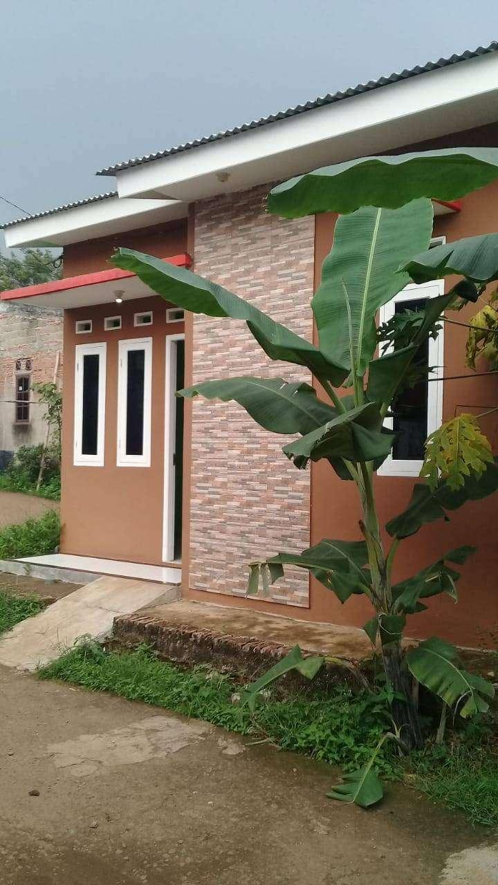 rumah termurah di jatiasih kota bekasi rumah kampung depan komplek 0