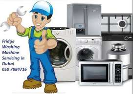 Fridge Ac expert technician gas charging repair maintaince services