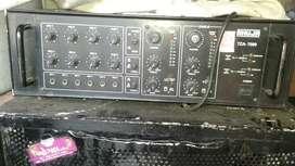 Aahuja tza700 wolt amplifier