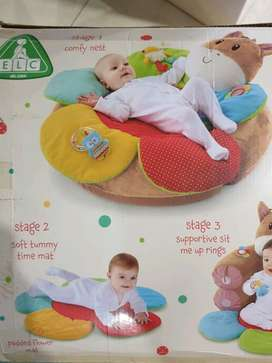 kasur baby/sit up cosy blossom elc