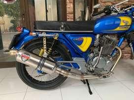 Knalpot WRX GP3 SS K225 Tiger Revo pnp CB GL