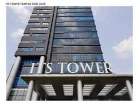 UNIT OFFICE di NIFFARO OFFICE PARK, ITS TOWER, PASAR MINGGU, JAKSEL