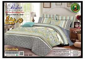Premium quality bedsheets by PASHA