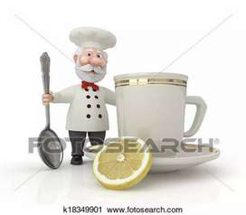 I want Cook for tea STOL full time call me urgent  for vadodara