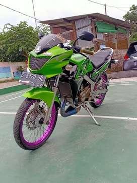 Ninja SS 150 th 2012 super kips modif ringan