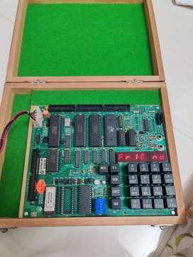 DYNA 85 processor 8085 microprocessor training kit