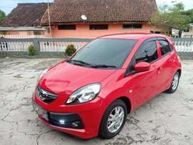 Km(21rb) Honda Brio E satya Manual 2015 (antik)